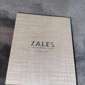 Zales Jewelry - Women's Zales White Sapphire Necklace